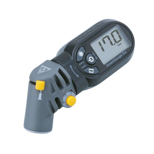 SmartGauge D2 digital pressure gauge