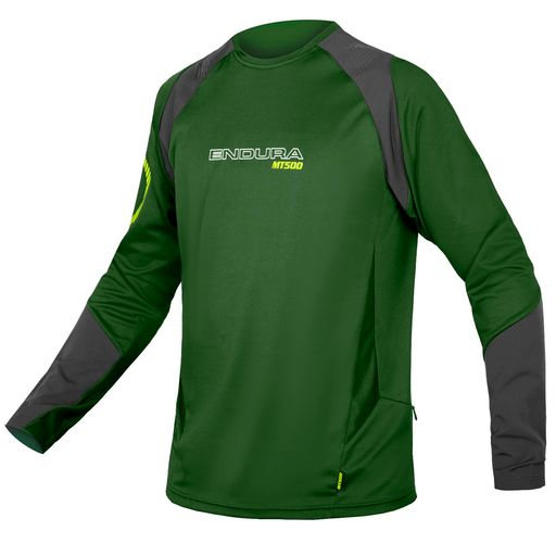 MT500 BURNER L/S long-sleeved jersey