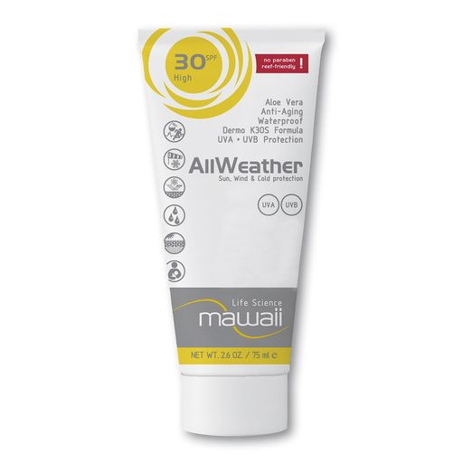 AllWeather Wind & Cold Protection SPF 30 sports suncream
