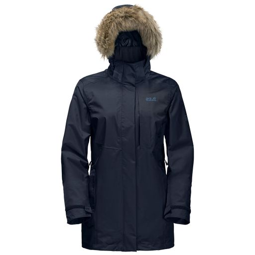 ARCTIC OCEAN 3-in-1 womens jacket