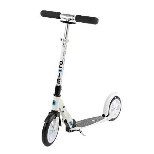 Scooter black / white – foldable