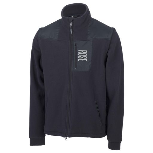 fleece jacket ZIPP-OFF