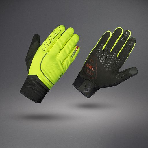 HURRICANE HI-VIS winter gloves
