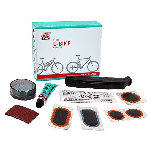 TT09 e-bike puncture repair kit