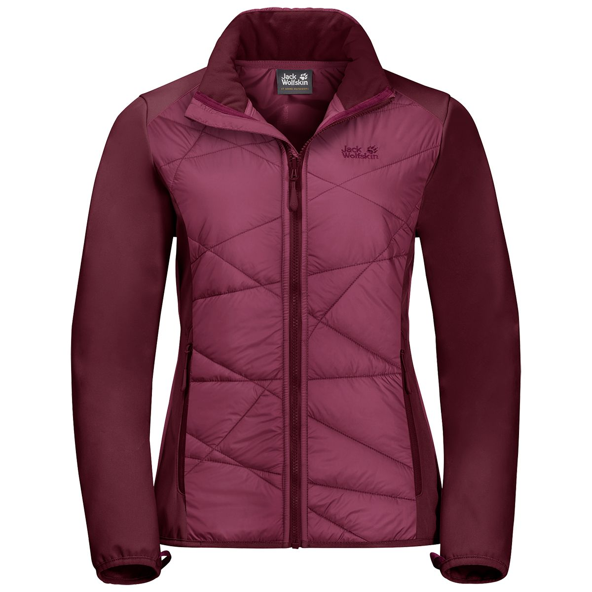 Jack Wolfskin GRASSLAND HYBRID JACKET W for women