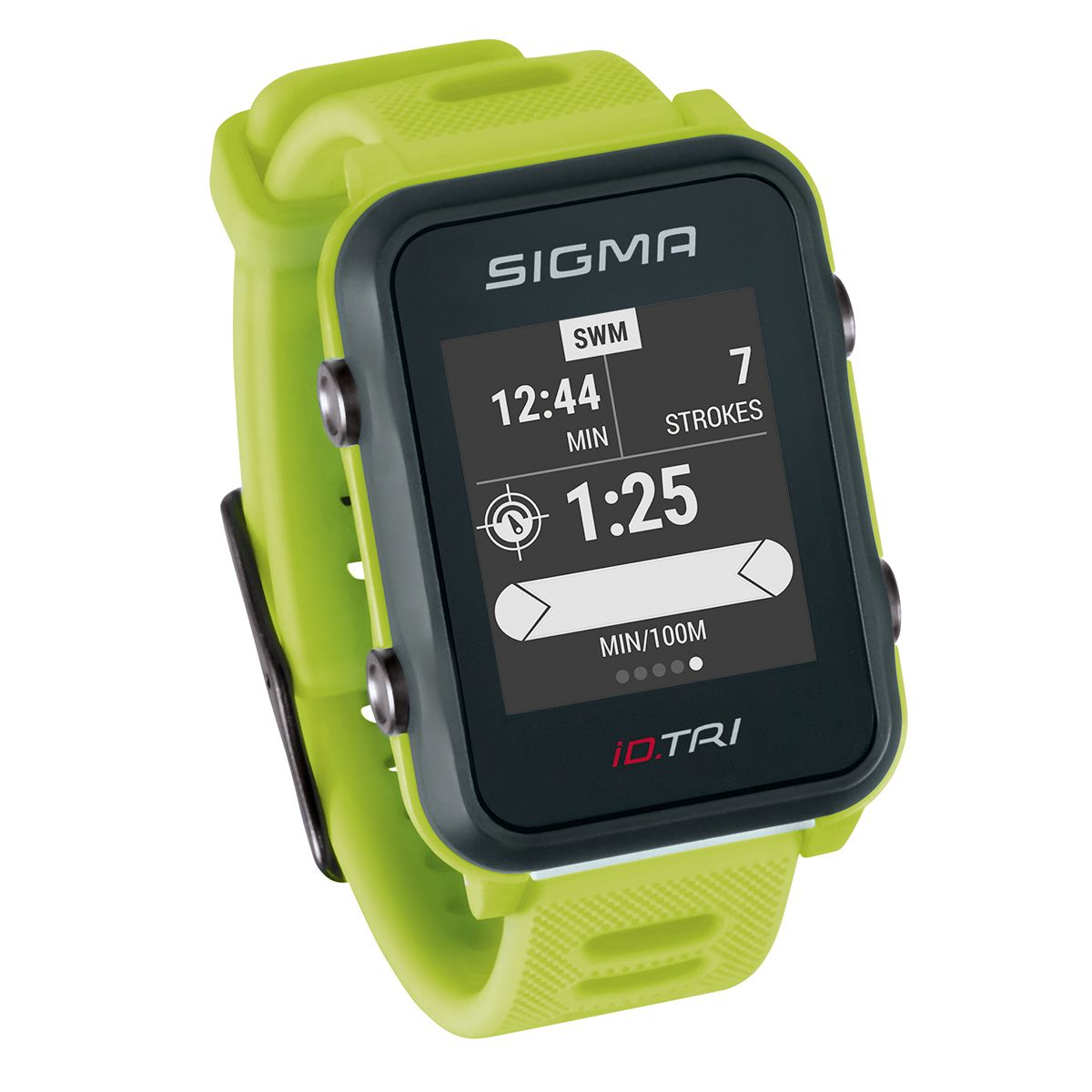 iD.TRI GPS triathlon watch Basic