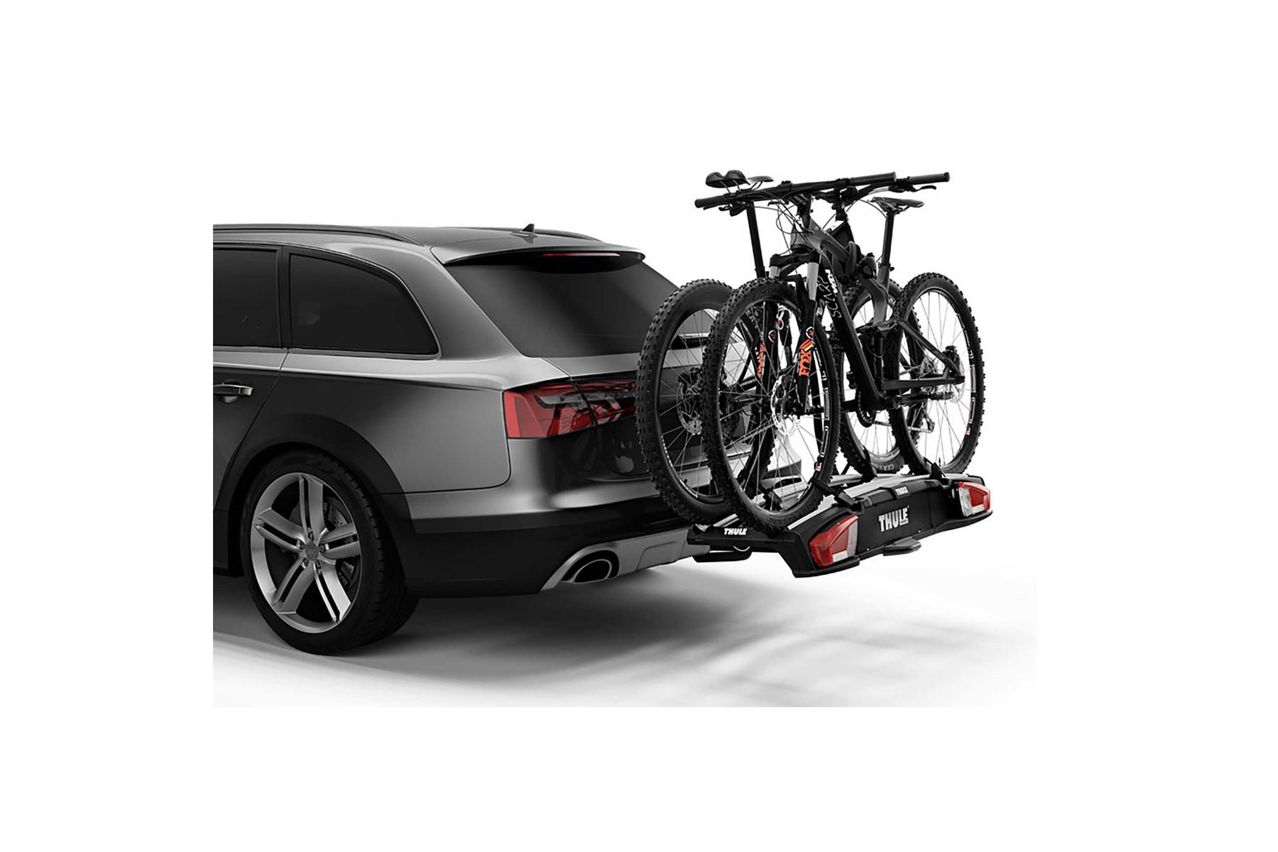 k b thule velospace xt 2 bike rack rose bikes. Black Bedroom Furniture Sets. Home Design Ideas
