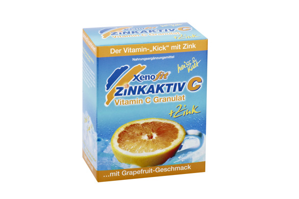 Zinkaktiv C hot drink