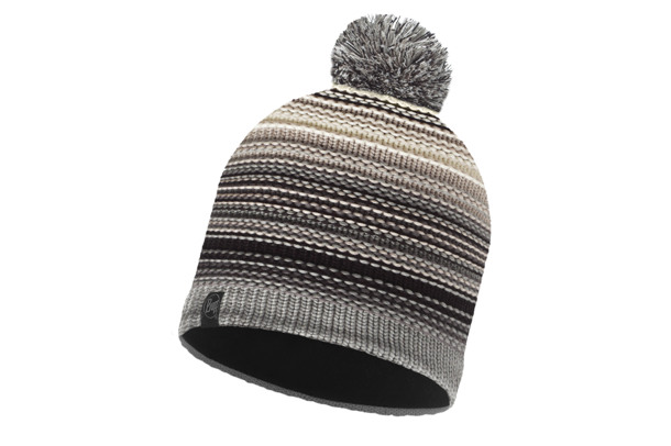 NEPER KNITTED & POLAR FLEECE hat