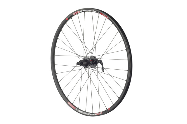 "27,5""/650B DT Swiss 466d Disc/DT Swiss 370 Disc MTB wheel set"