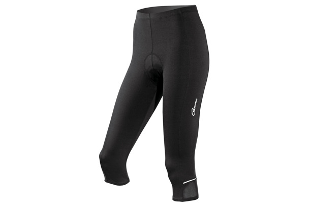 BELLA 3/4-length women's cycling tights