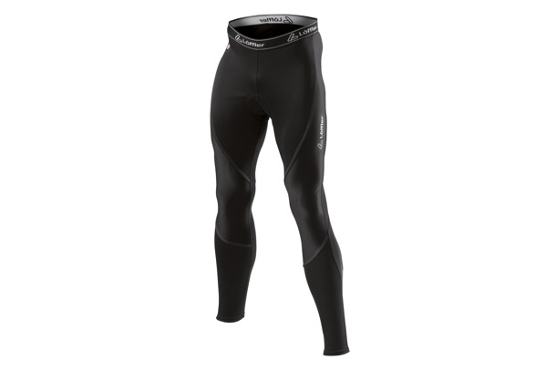 GORE WINDSTOPPER SOFTSHELL WARM thermal cycling tights