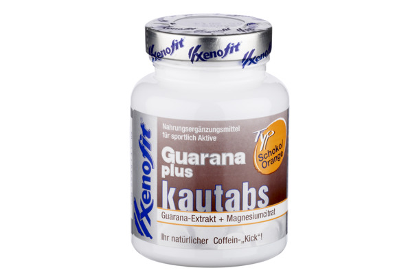 Guarana plus chewable tablets