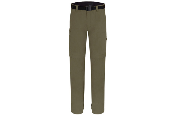 PORTLAND zip-off trousers incl. inner shorts