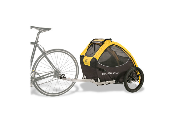 TAIL WAGON bicycle trailer for dogs