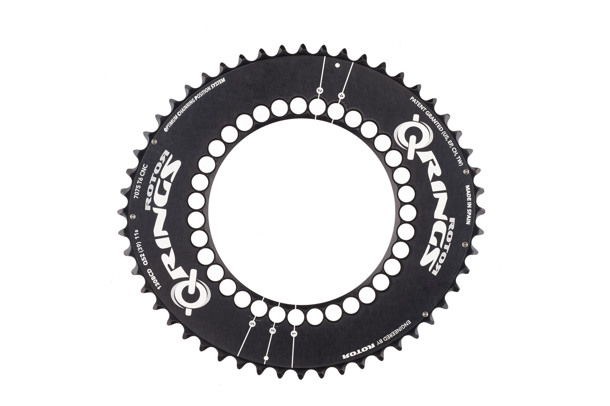 Q-Rings 52-tooth chainring 130mm bolt circle